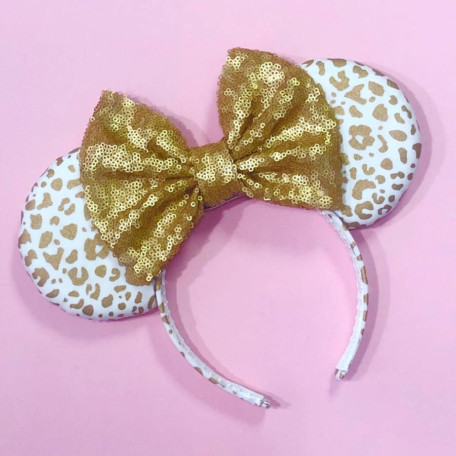 Image of Golden Leopard Ears