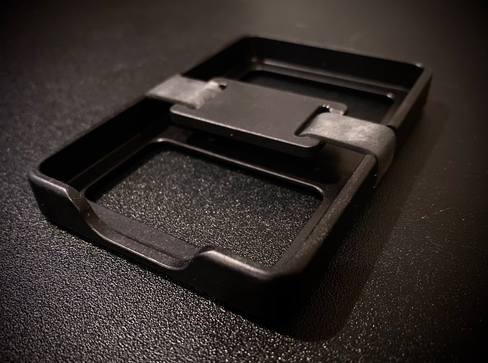Image of Bux Box Ano Black