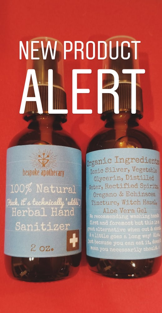 Image of NEW!!  100% Natural Hand Sanitizer !