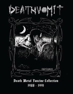 Image of DEATHVOMIT: Death Metal Fanzine Collection 1988 - 1991 (BOOK)