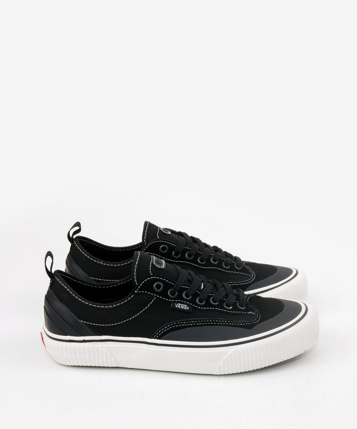 Image of VANS_DESTRUCT SF :::BLACK/WHITE:::