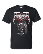 Image of FUNEBRARUM -  THE ABYSS T-SHIRT