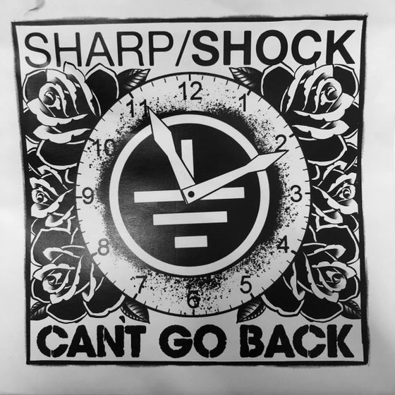Image of CAN'T GO BACK 7""