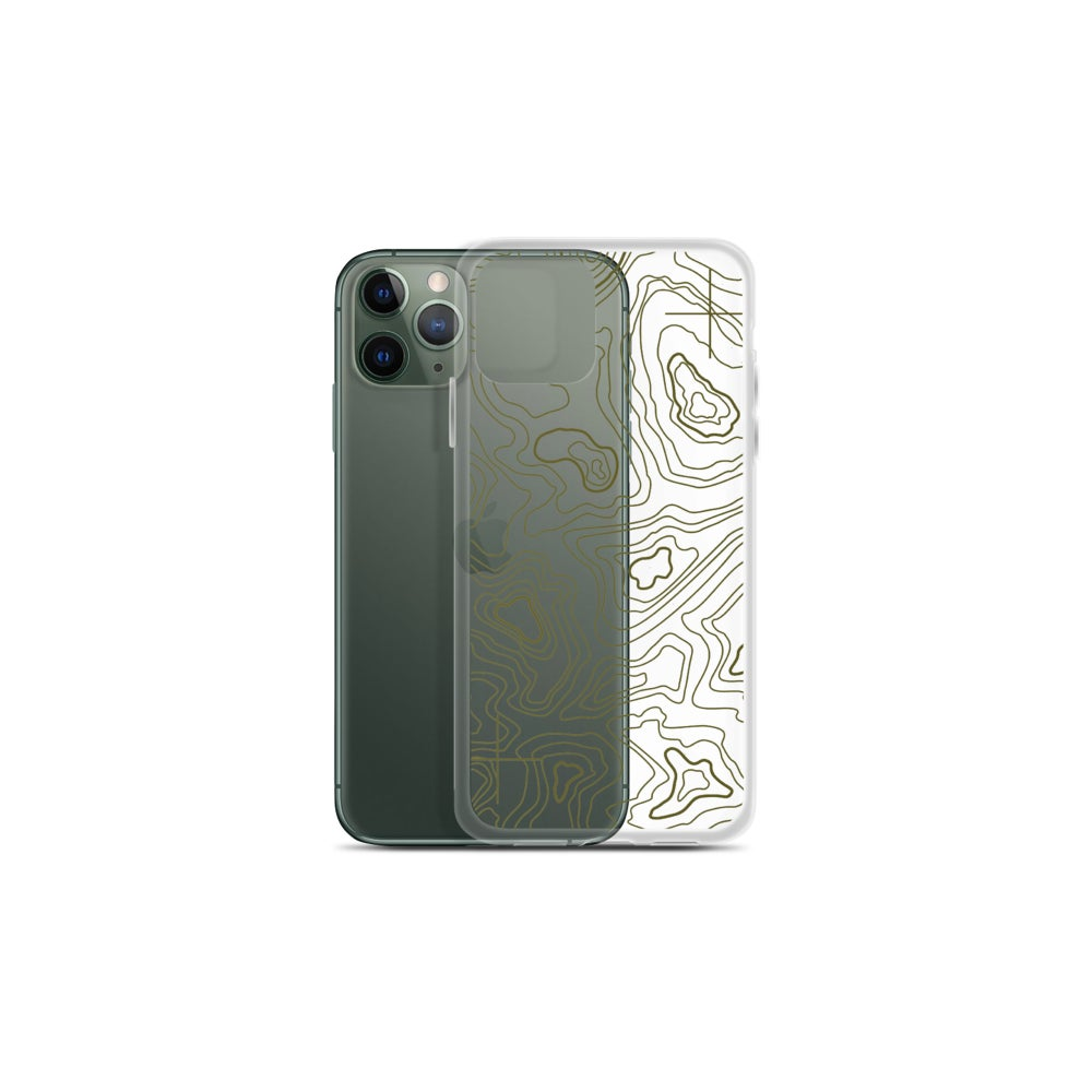 Image of Tamography™ Transparent Phone Cases