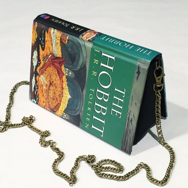 Image of The Hobbit Book Purse