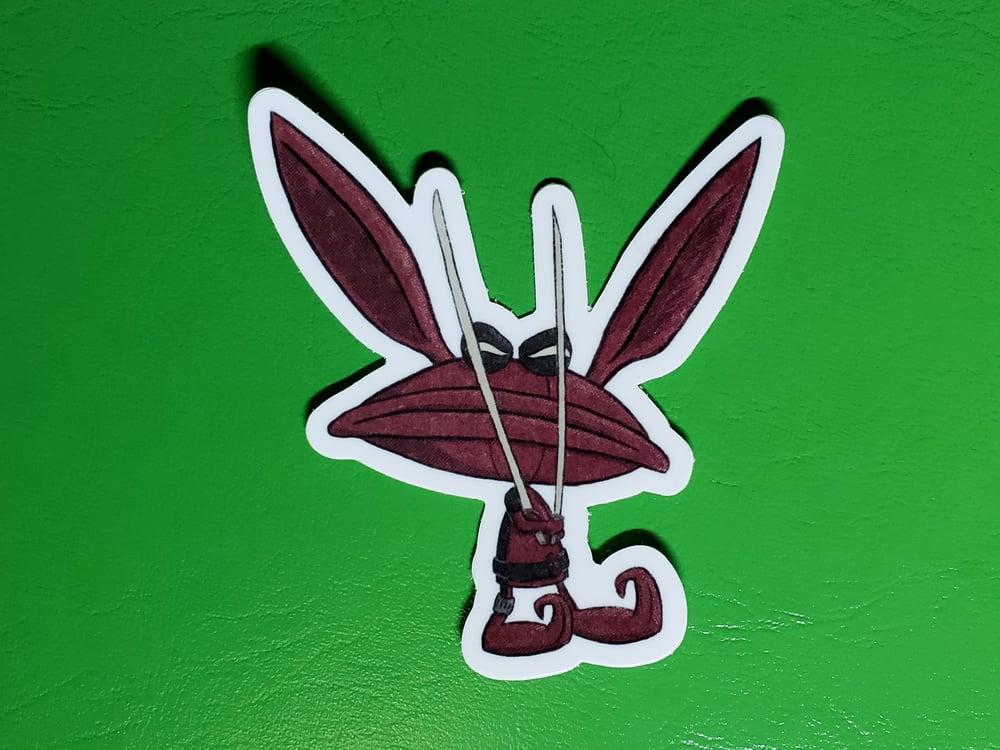 Image of Ickis/Deadpool Sticker
