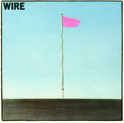 Image of WIRE - Pink Flag LP