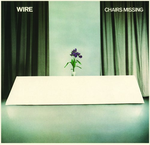 Image of WIRE - Chairs Missing LP