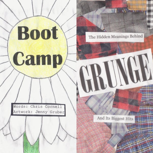 Image of Mini-Zines (Boot Camp / Grunge!)