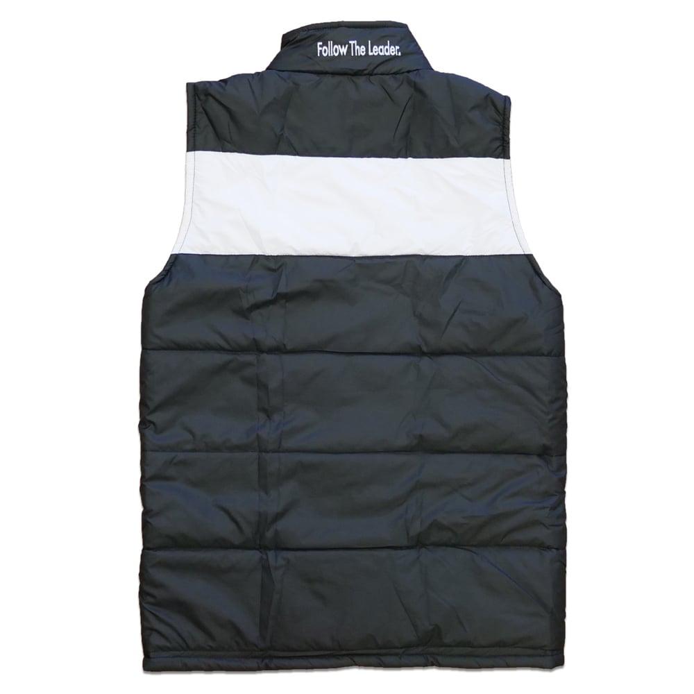 Image of Big Apple Puffer Vest (Black)