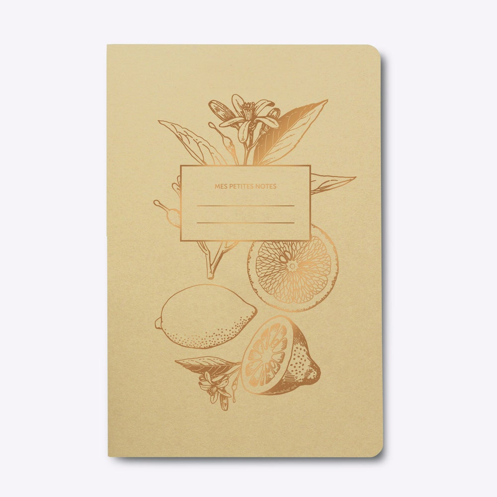 Image of CARNET DOS CARRÉ LEMONADE