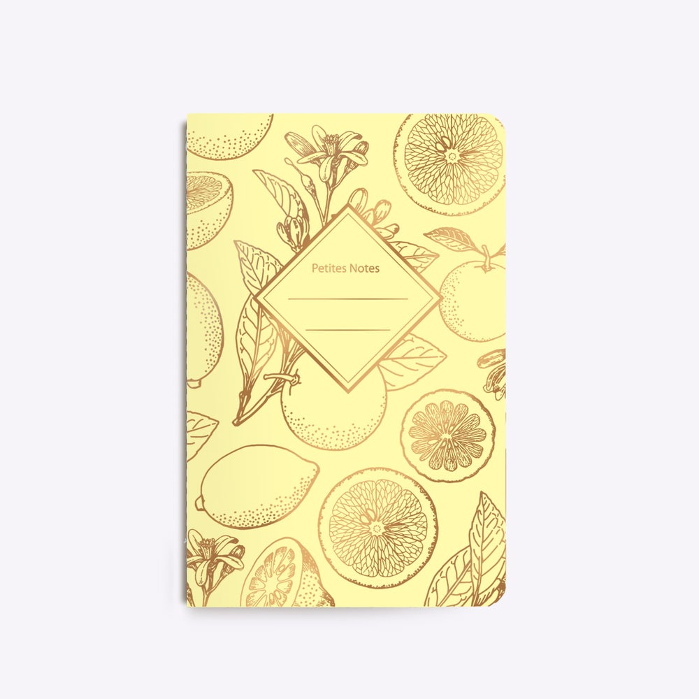 Image of CARNET COUSU LEMONADE