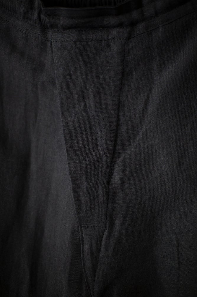 Image of SHORT#8 - BLACK FINE MESH by Jan-Jan Van Essche