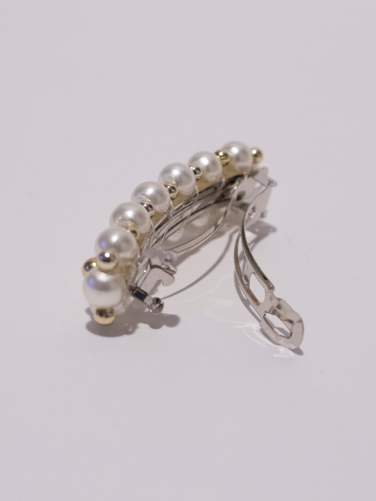 Image of Limited Edition: Marzipan French Barrette