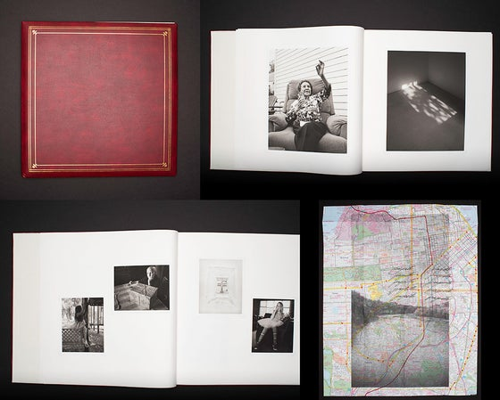 "Image of ""One Man's Body Family Album"" (2020) - Limited Edition Photo Book 12""x12"" - 32 pages"
