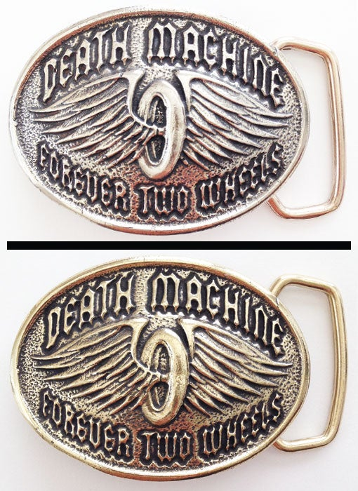 Image of BLOODSHOT BUCKLE