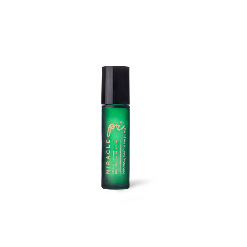 Image of Miracle CBD Essential Oil Roller
