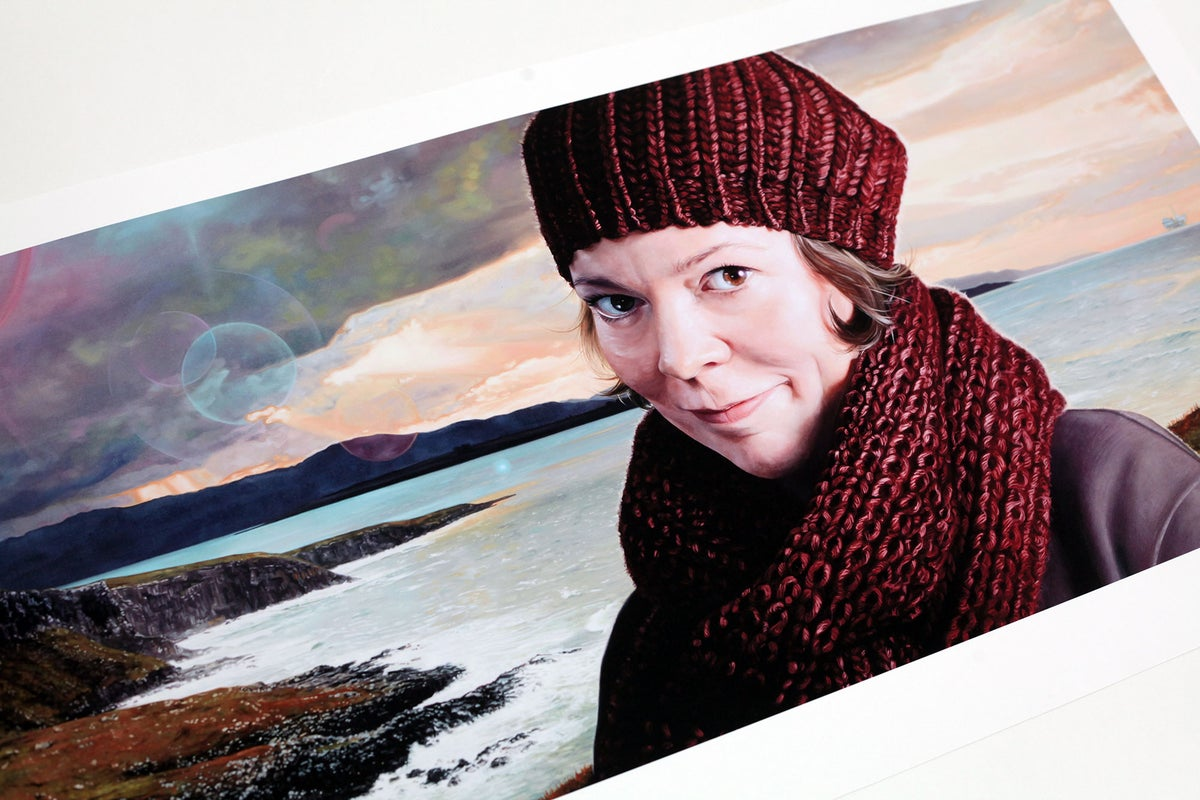 Olivia Colman as Bess from 'Breaking The Waves' // LIMITED EDITION PRINT