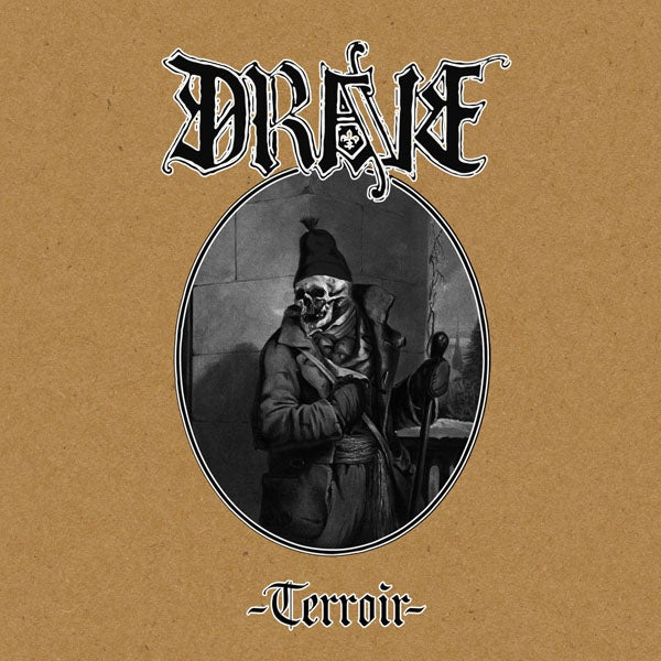 Image of Drave - Terroir LP (blue)