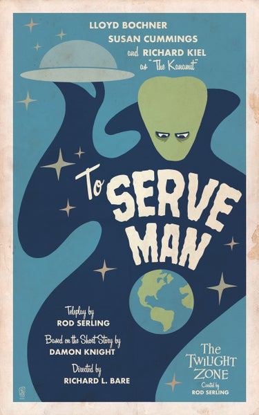 Image of To Serve Man