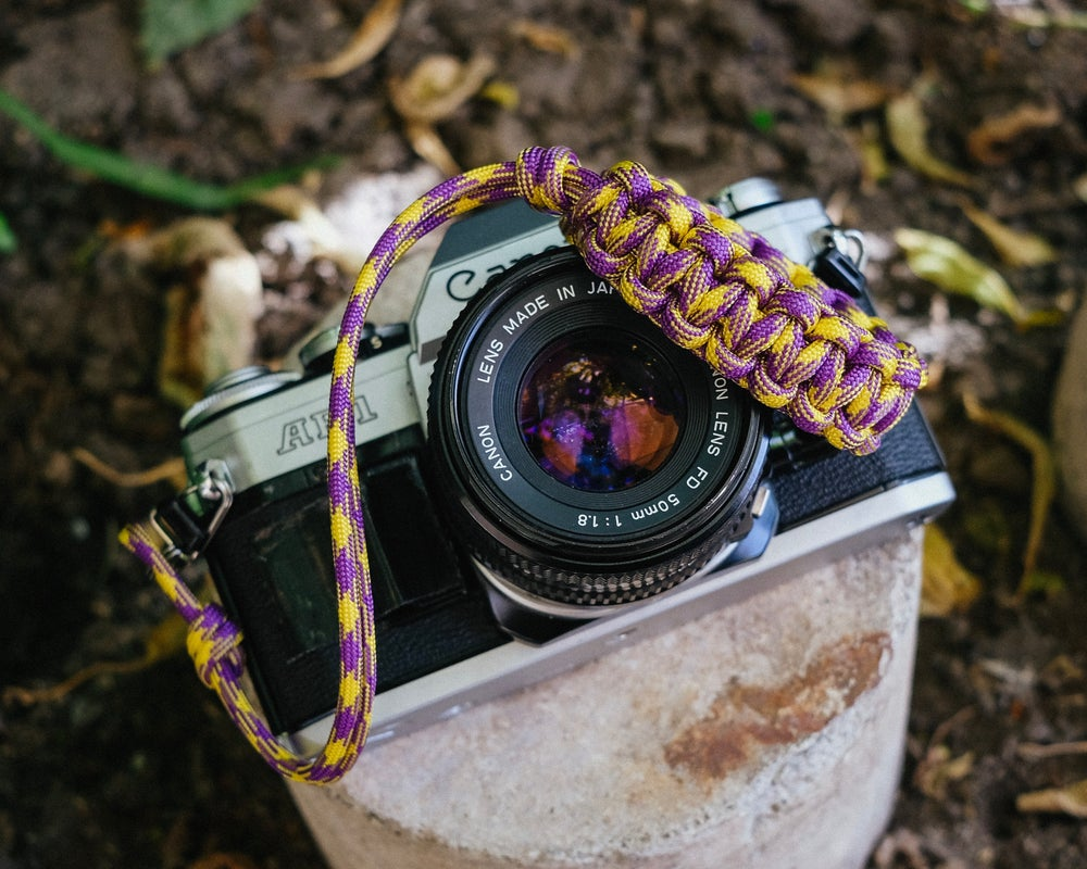 Image of Go Lakers single strap