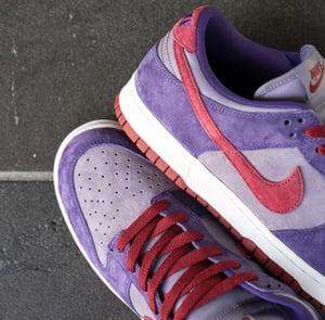 "Image of Nike DUNK LOW ""Plum"""