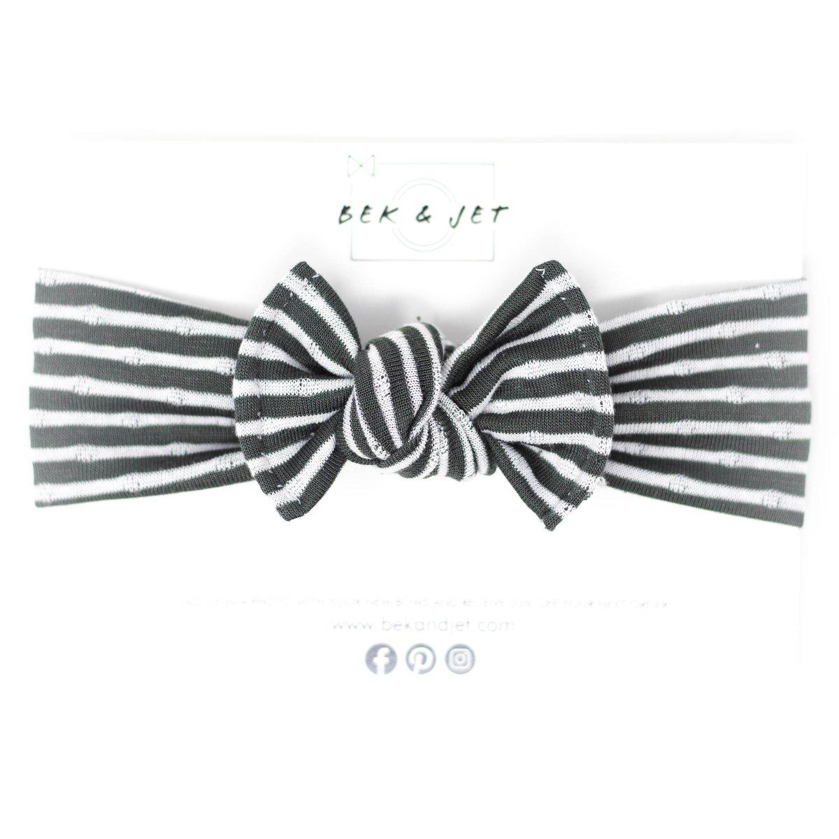 Image of Pine Stripes | Headwrap