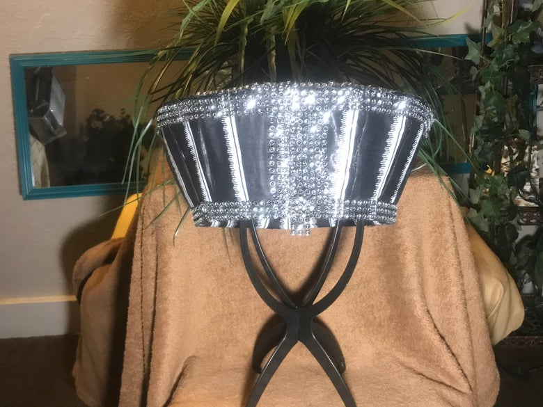 Image of Lady Osei Zulu Crown Hats