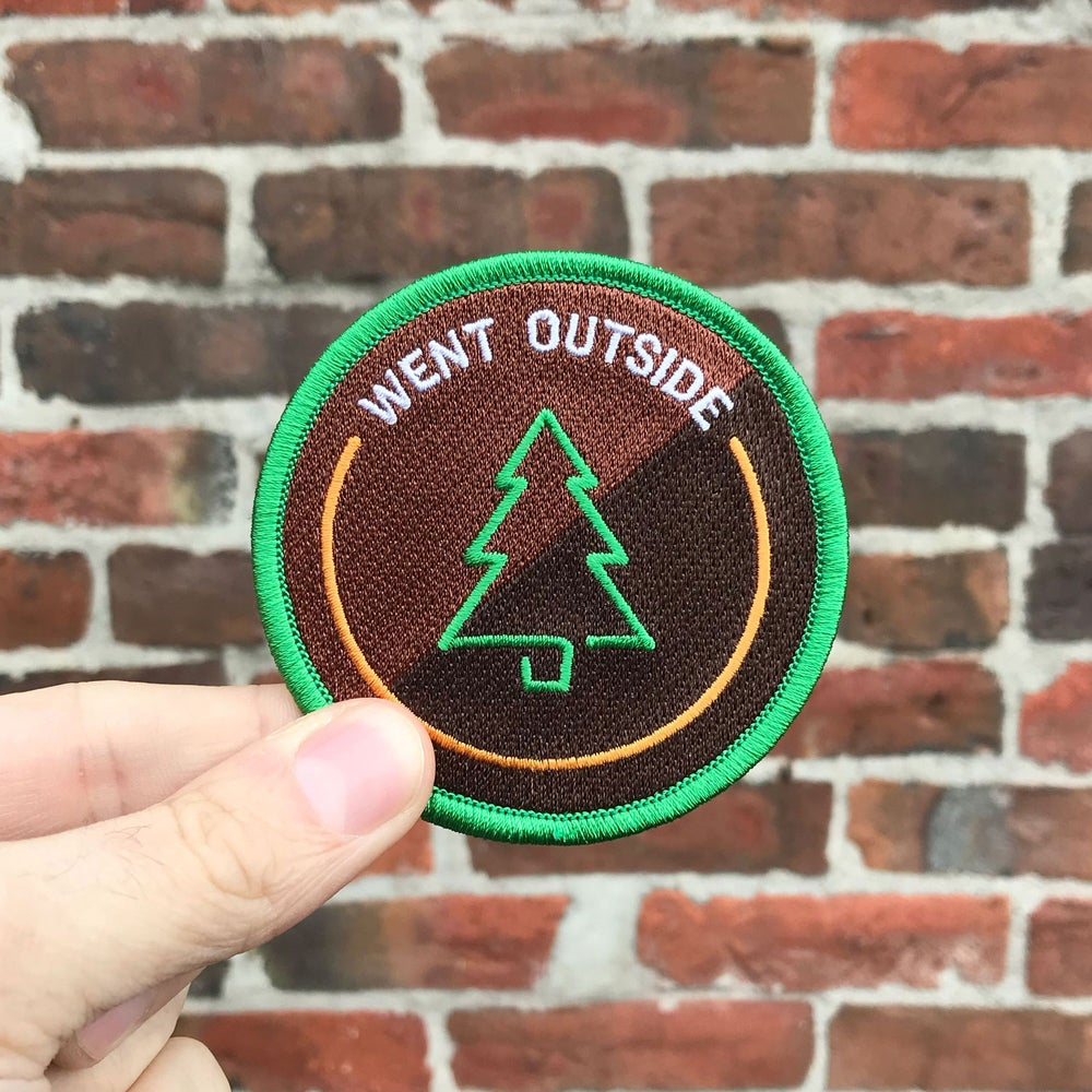 Image of Went Outside - Work From Home Awards - Merit Badge