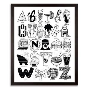 Image of Denver Alphabet