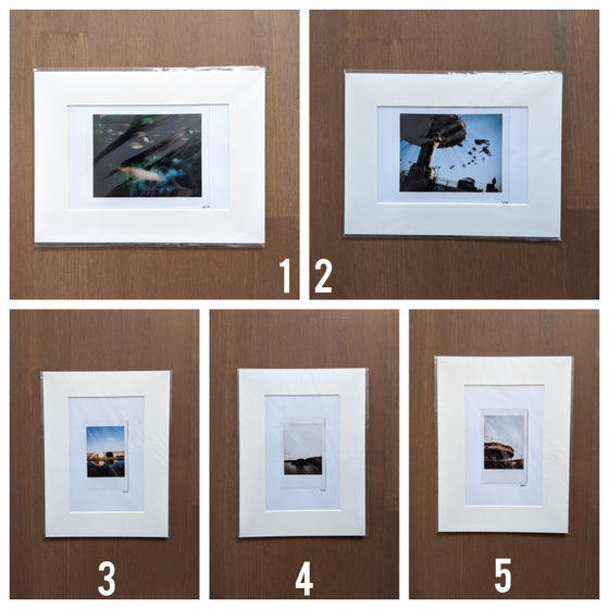 Image of Limited run instant print reproductions