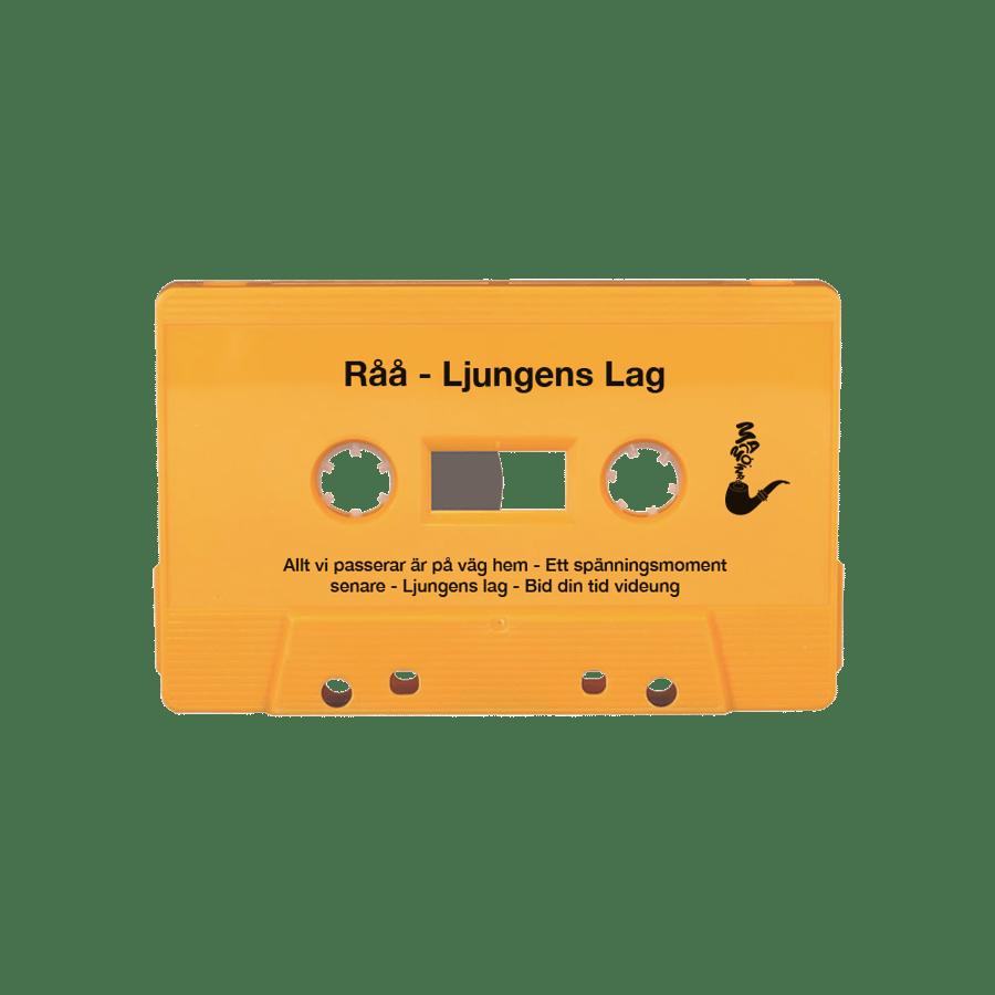"""Image of Cassette - Råå - """"Ljungens lag"""""""