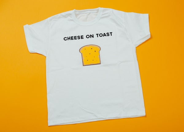 Image of Cheese on Toast Tee