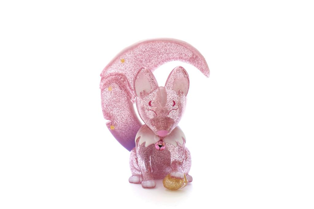 Image of KAMA KITSUNE AURORA PINK LIMITED EDITION