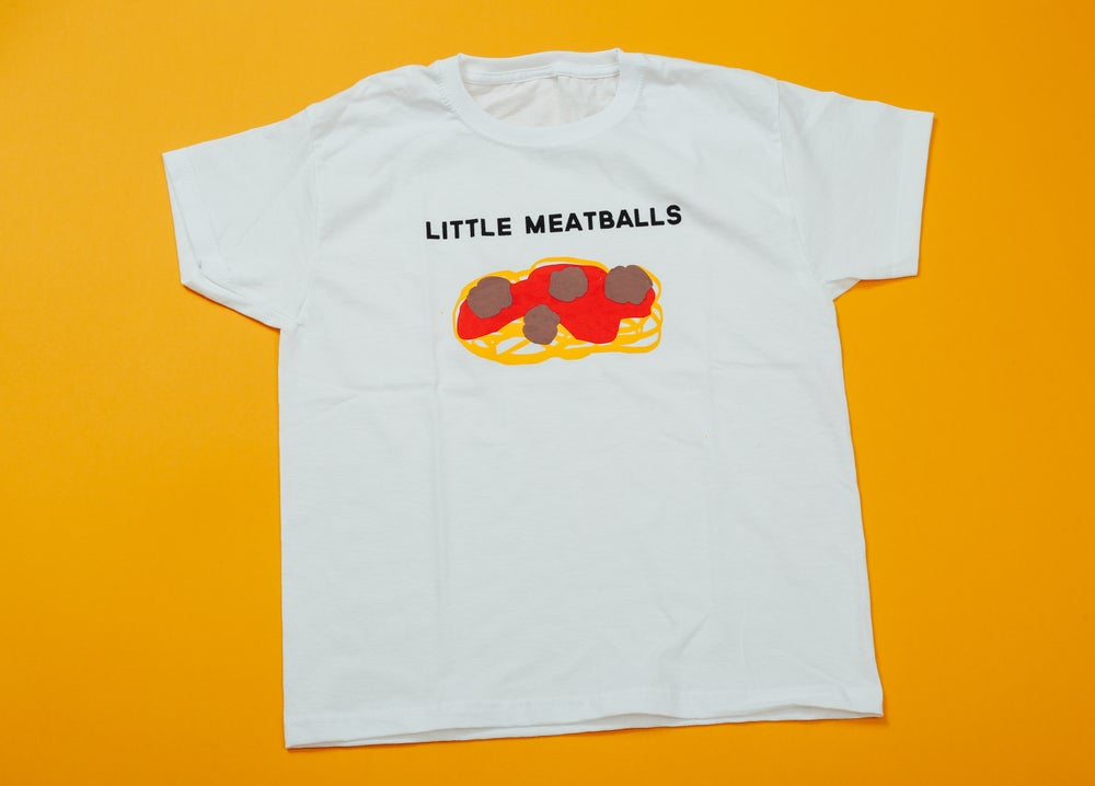 Image of Meatballs Tee