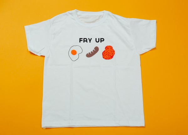 Image of Fry Up Tee
