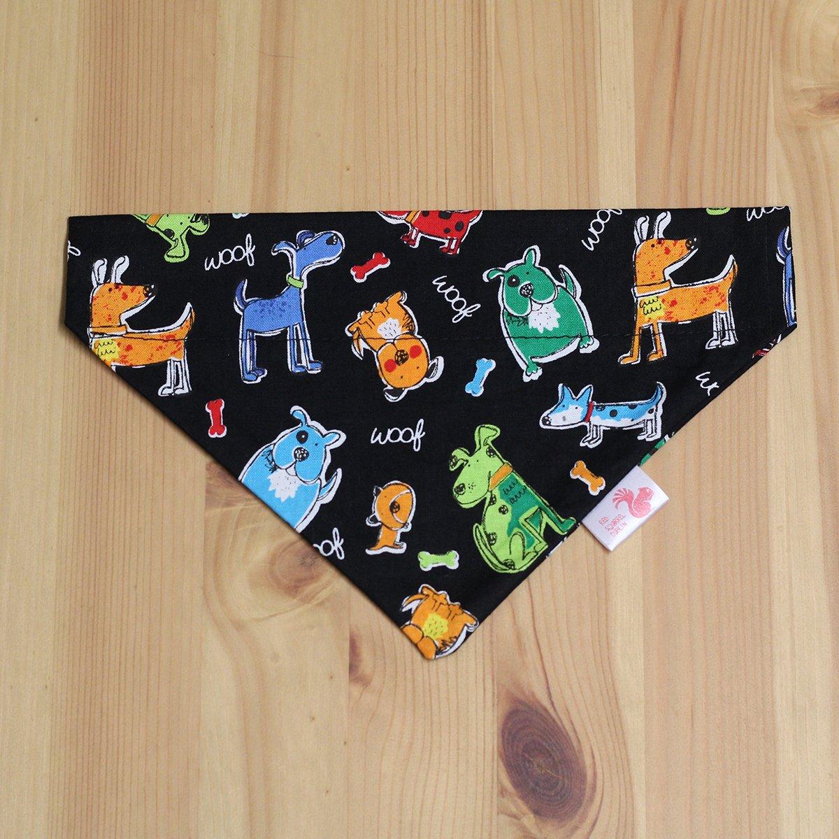 Image of Barking Mad dog & cat bandana