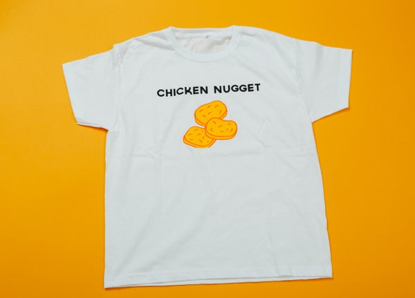 Image of Chicken Nugget Tee
