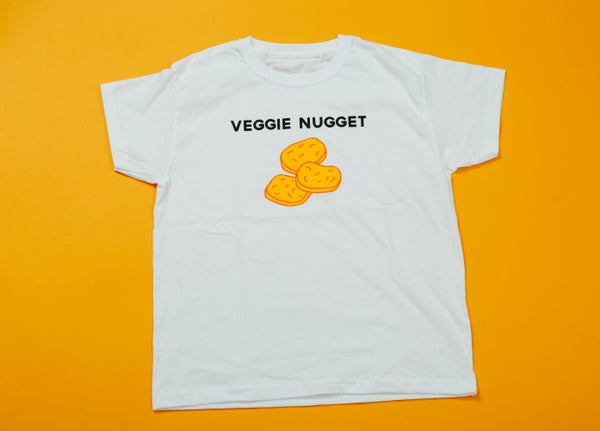 Image of Veggie Nugget tee