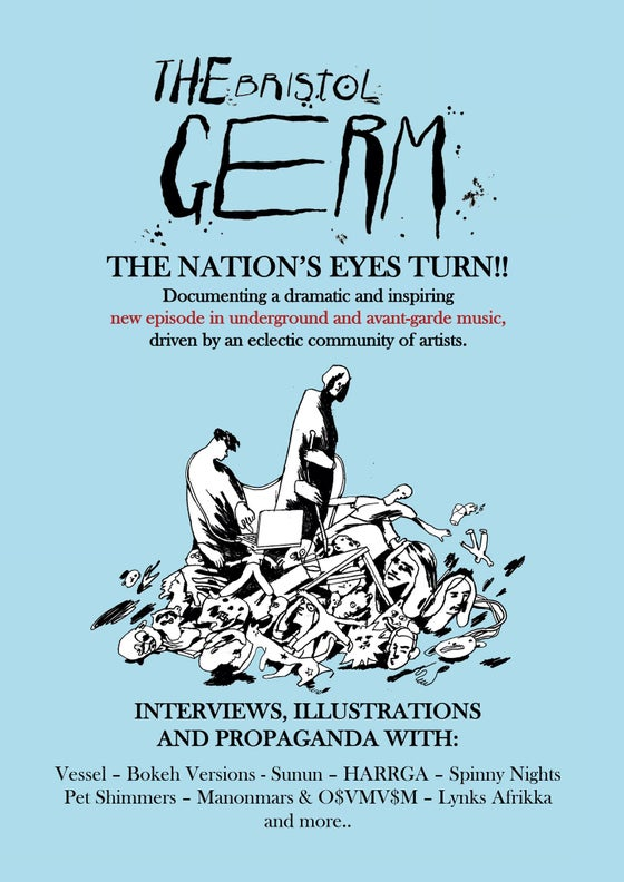 Image of The Bristol Germ (Chapter III: The Nation's Eyes Turn!!)