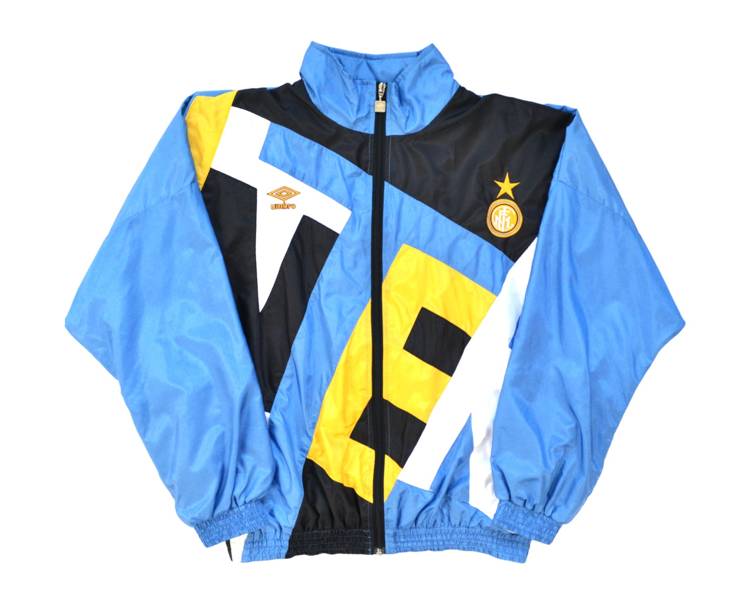 Image of 1991-92 Umbro Inter Milan Track Top L