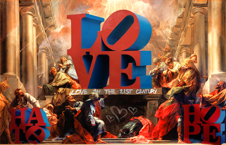 Image of LOVE IN THE 21ST CENTUARY