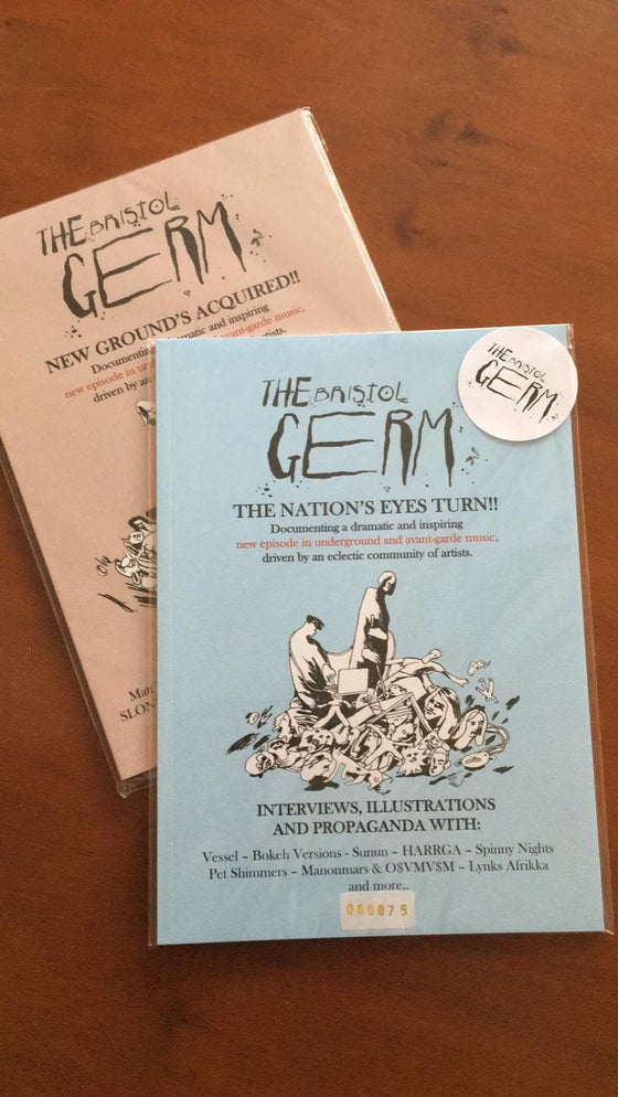 Image of The Bristol Germ: Chapter II + Chapter III (Bundle)