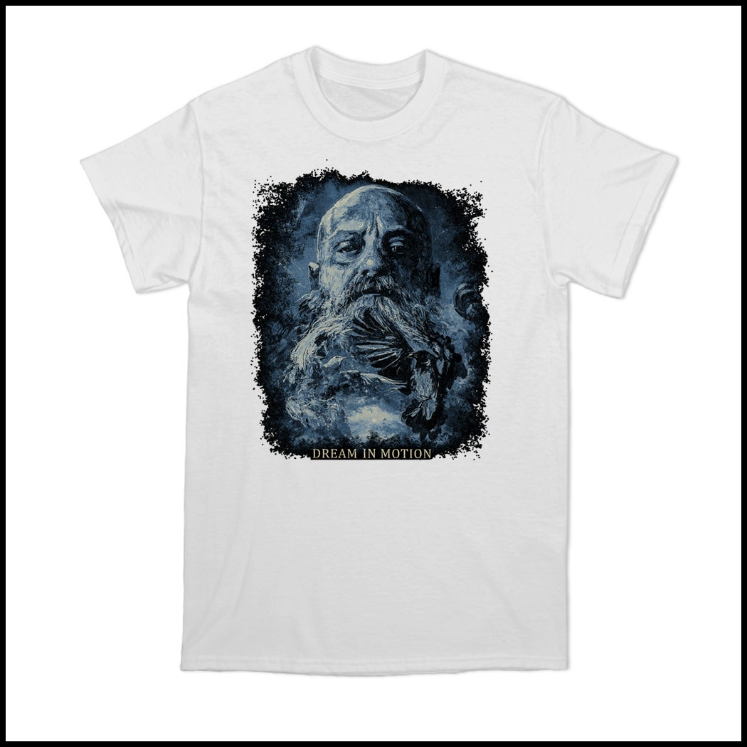 "Image of KIRK WINDSTEIN WHITE ""DREAM IN MOTION"" SHIRT"