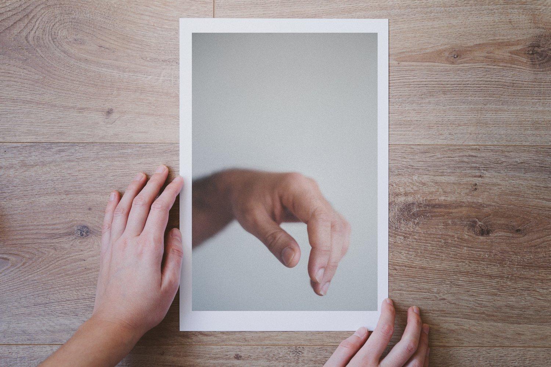 Image of Estudio sobre la piel - Mano