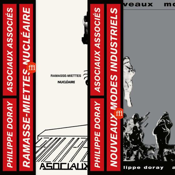 Image of PHILIPPE DORAY & LES ASOCIAUX ASSOCIES - RAMASSE MIETTES NUCLEAIRES / NOUVEAUX MODES INDUSTRIELS BUN