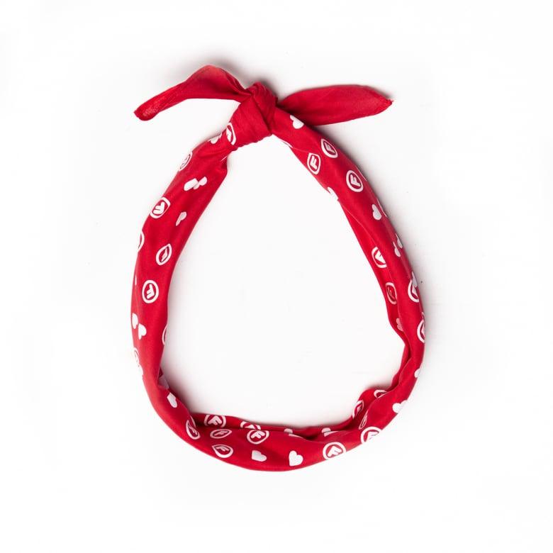 Image of OriginalFani®design Love Fan-dana™ (Red)