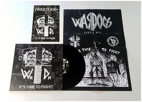 """Image of WARDOGS - """"It's time to fight!"""" Lp"""