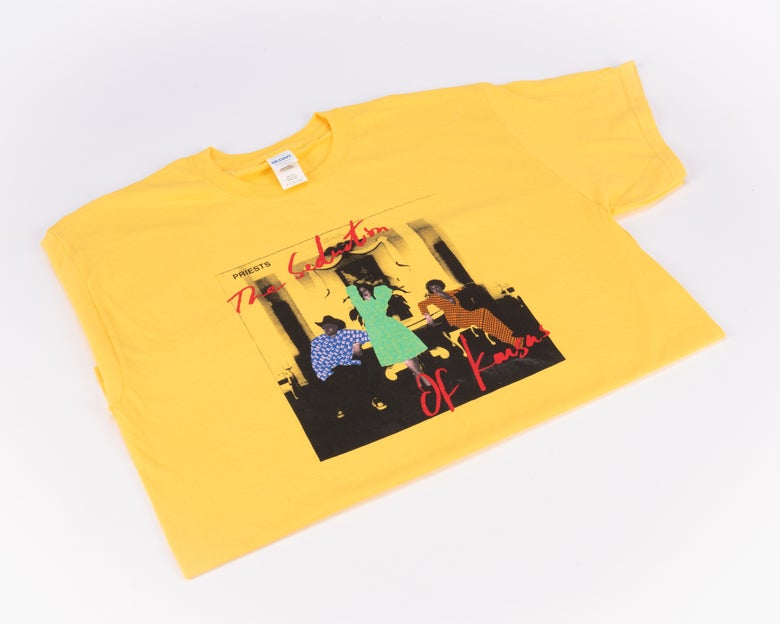 Image of The Seduction of Kansas Album Art Tee