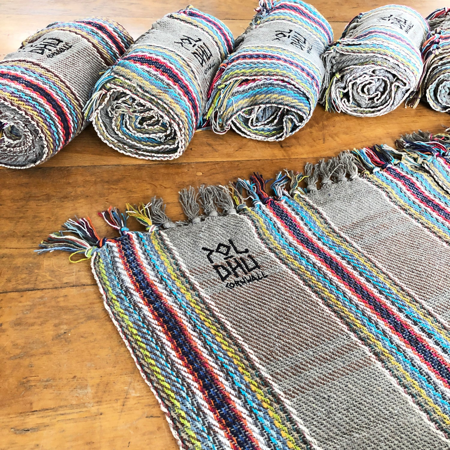 Image of POLDHU RECYCLED BLANKET/THROW